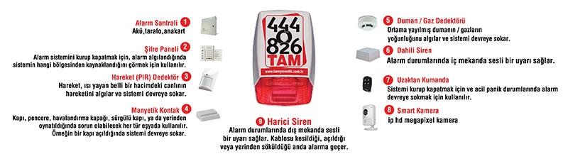 Görüntülü Alarm Sistemleri